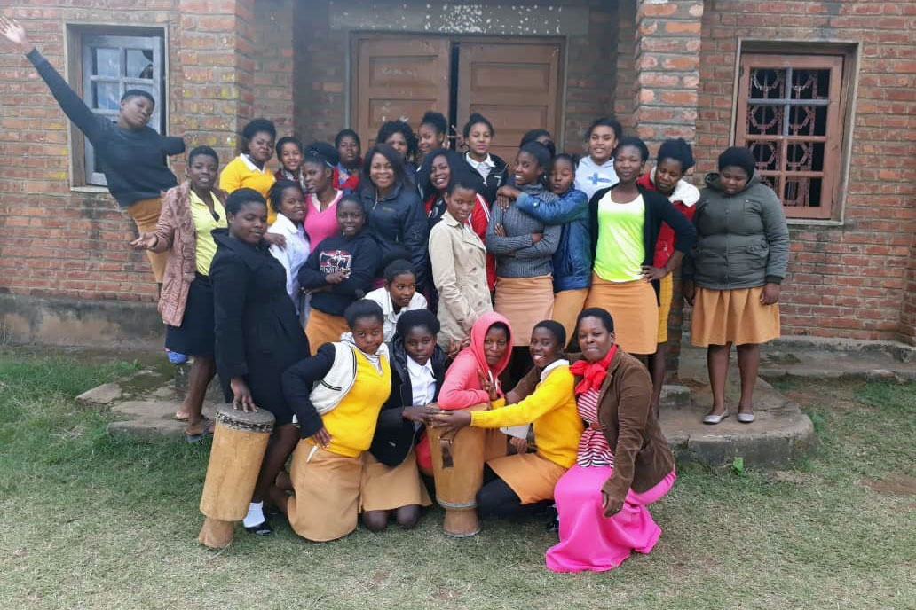 Secondary Students that benefited from the project