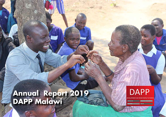 DAPP MALAWI 2019 PROGRESS REPORT 1