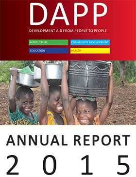 Annual Report from DAPP Malawi 2015